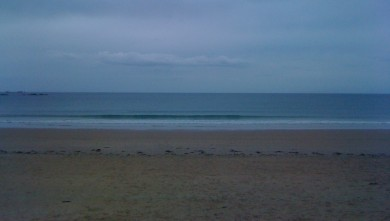 Surf report FR, Saint-Malo - Le Sillon (35) du 2010-06-07 21:00:00