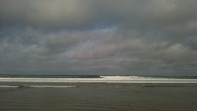 Surf report FR, Hourtin Océan - La Centrale (33) du 2010-06-09 10:00:00