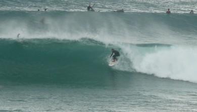 Surf report FR, Lacanau Océan - La Sud (33) du 2010-06-09 17:30:00