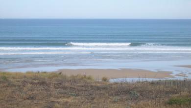 Surf report FR, Lacanau Océan - La Sud (33) du 2010-06-10 09:45:00