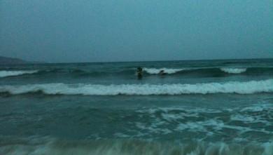 Surf report FR, La Ciotat - Grande Plage (13) du 2010-06-10 21:40:00