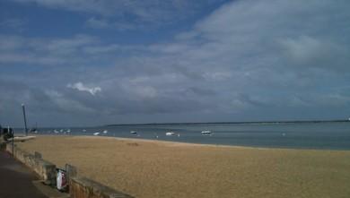 Surf report FR, Arcachon - Les Arbousiers (33) du 2010-06-14 10:00:00
