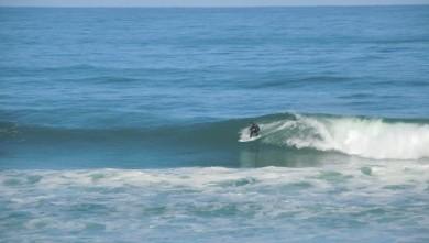 Surf report FR, Lacanau Océan - La Nord (33) du 2010-06-15 10:20:00