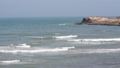 Surf report MA, Imsouane - Cathédrale (MA) du 2010-06-15 10:45:00