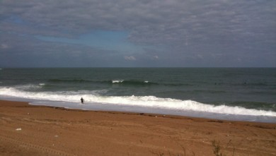 wave report FR, Anglet Surf Club (64) du 2010-06-20 10:01:00