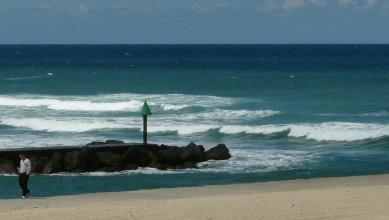 Surf report FR, Mimizan - Plage Garluche (40) du 2010-06-20 13:00:00