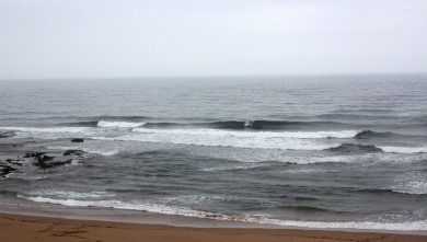 Surf report MA, Imsouane - Cathédrale (MA) du 2010-06-23 08:30:00