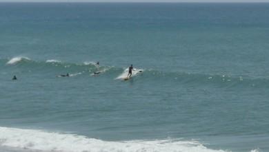 Surf report FR, Lacanau Océan - La Nord (33) du 2010-06-23 15:00:00