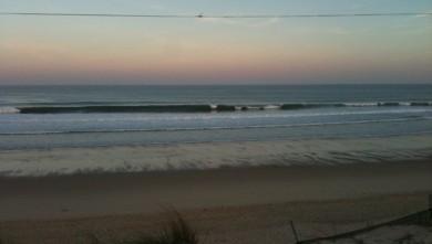 Surf report FR, Carcans Océan (33) du 2010-06-24 06:46:00