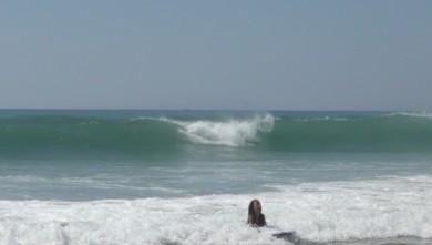 Surf report FR, Carcans Océan (33) du 2010-06-24 15:00:00