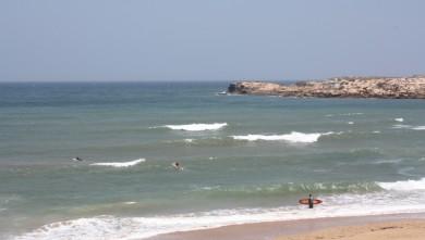 Surf report MA, Imsouane - Cathédrale (MA) du 2010-06-27 12:00:00