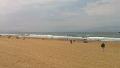Surf report FR, Anglet La Madrague (64) du 2010-07-03 14:00:00