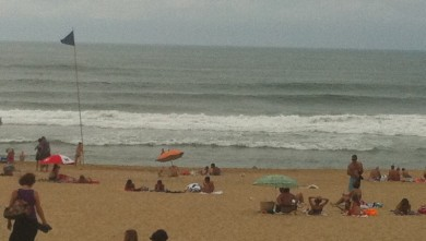 Surf report FR, Anglet La Madrague (64) du 2010-07-03 16:20:00