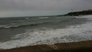 Surf report FR, Biarritz - Grande Plage (64) du 2010-07-04 19:03:00