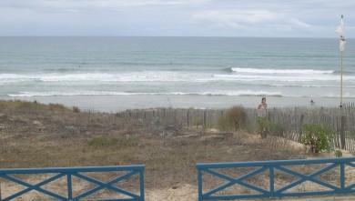 Surf report FR, Lacanau Océan - La Nord (33) du 2010-07-05 14:00:00