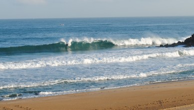 Surf report FR, Anglet Surf Club (64) du 2010-07-07 08:00:00