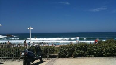 Surf report FR, Biarritz - Grande Plage (64) du 2010-07-07 13:32:00