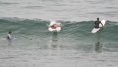 Surf report MA, Imsouane - Cathédrale (MA) du 2010-07-08 11:00:00