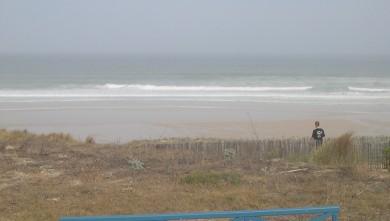 Surf report FR, Lacanau Océan - La Sud (33) du 2010-07-09 09:00:00