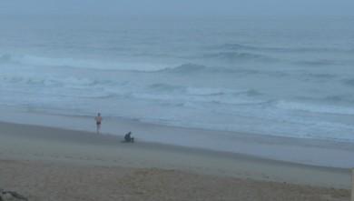 Surf report FR, Lacanau Océan - La Nord (33) du 2010-07-10 06:15:00