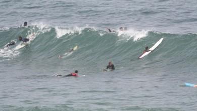 Surf report MA, Imsouane - Cathédrale (MA) du 2010-07-11 10:00:00