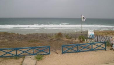 Surf report FR, Lacanau Océan - La Sud (33) du 2010-07-13 09:30:00