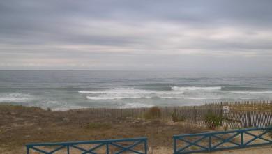 Surf report FR, Lacanau Océan - La Sud (33) du 2010-07-14 09:00:00