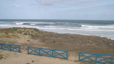 Surf report FR, Lacanau Océan - La Sud (33) du 2010-07-15 09:00:00