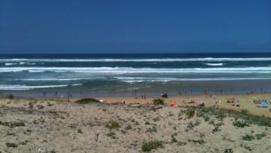 Surf report FR, Vieux Boucau (40) du 2010-07-15 13:47:00