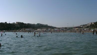 Surf report FR, Plage du Verdon (13) du 2010-07-16 19:25:00