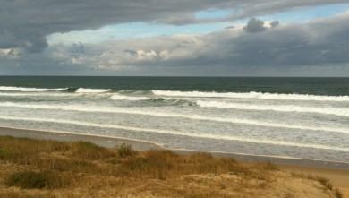 Surf report FR, Lacanau Océan - La Nord (33) du 2010-07-17 08:55:00