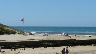 Surf report FR, Mimizan - Plage Garluche (40) du 2010-07-18 15:00:00