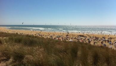 Surf report FR, Biscarrosse Plage (40) du 2010-07-18 17:02:00