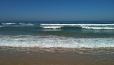Surf report FR, Mimizan - Plage Garluche (40) du 2010-07-19 11:30:00
