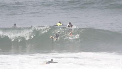 Surf report MA, Imsouane - Cathédrale (MA) du 2010-07-19 11:00:00