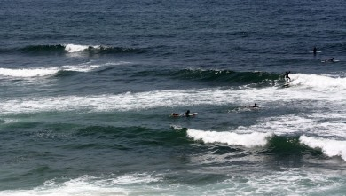 Surf report MA, Imsouane - Cathédrale (MA) du 2010-07-22 14:00:00