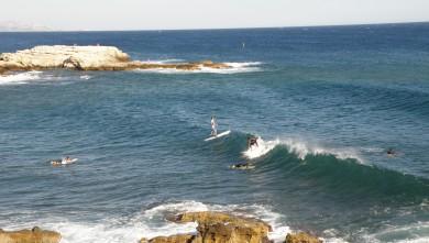 Surf report FR, L'Arquet (13) du 2010-07-23 19:00:00