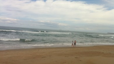 Surf report FR, Anglet La Madrague (64) du 2010-07-24 11:41:00