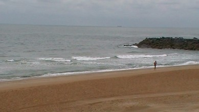Surf report FR, Anglet Sables d'Or (64) du 2010-07-25 09:00:00