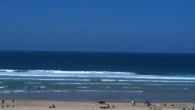 Surf report FR, Seignosse - Les Estagnots (40) du 2010-07-27 13:00:00