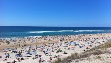 Surf report FR, Biscarrosse Plage (40) du 2010-07-30 16:38:00