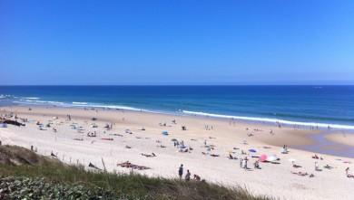 Surf report FR, Biscarrosse Plage (40) du 2010-07-31 11:43:00