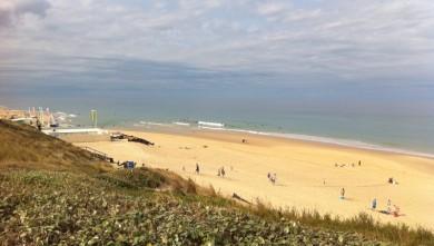Surf report FR, Biscarrosse Plage (40) du 2010-08-01 10:29:00