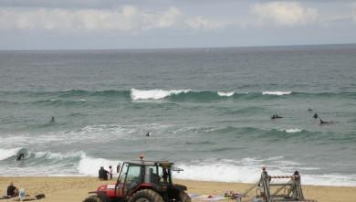 Surf report FR, Vieux Boucau (40) du 2010-08-04 10:50:00