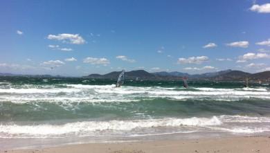 wave report FR, La Madrague (83) du 2010-08-05 14:29:00