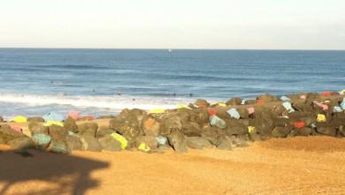 wave report FR, Anglet Surf Club (64) du 2010-08-06 08:08:00