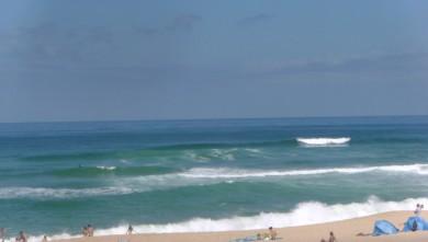 Surf report FR, Vieux Boucau (40) du 2010-08-06 12:20:00