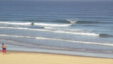 Surf report FR, Vieux Boucau (40) du 2010-08-07 09:05:00