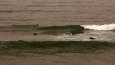 Surf report MA, Imsouane - Cathédrale (MA) du 2010-08-07 09:00:00