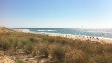 Surf report FR, Biscarrosse Plage (40) du 2010-08-07 16:50:00